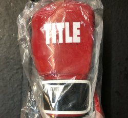 Title Youth Boxing Gloves