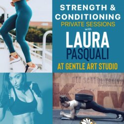 Private Lessons with Laura Pasquali