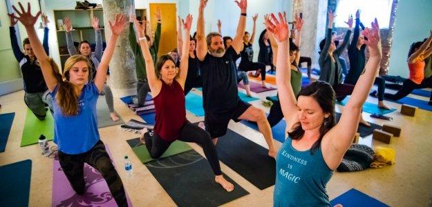 Yoga Studio in Harrisonburg, VA