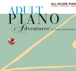 Piano Adventures Adult All-In-One