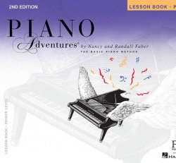 Faber Piano Adventures Lesson Book Primer Level 2nd Edition