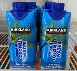 TD coconut water