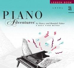Faber Piano Adventures Lesson Book Level 3A