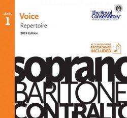 RCM Voice Repertoire Level 1 2019