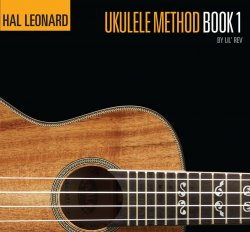 Ukulele Method Book 1 - Hal Leonard