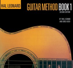 Guitar Method Book 1 - Hal Leonard