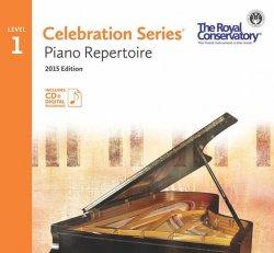 RCM Piano Repertoire Grade 1 Celebration Series 2015 Edition