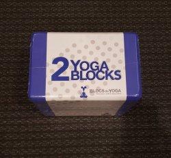 Yoga Blocks (Set of 2)