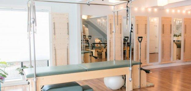 Pilates Studio in Santa Cruz, CA