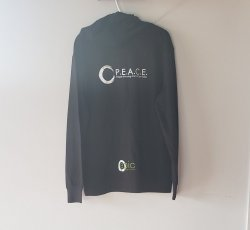 PEACE and Epic Zip up hoody