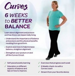 Better Balance & Posture: Health & Wellness Member Upgrade
