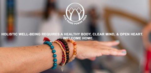Five Peaks Yoga