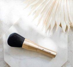 Matte Golden Blending Brush