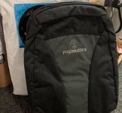 Yogasuthra yoga backpack