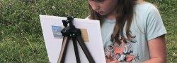 Kids Camp: Art Week (Grades 1-2)