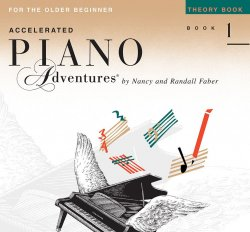 Piano Adventures Accelerated Level 1- Theory