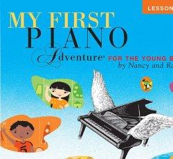 My First Piano Adventure Level B