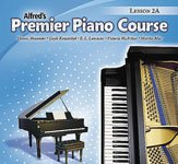 Alfred's Premier Piano Course Lesson 2A