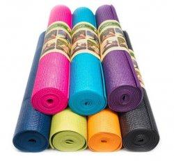 Eco BVC Yoga Mat 4mm