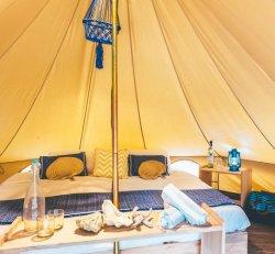 Philippines Yoga Retreat - Glamping Tent