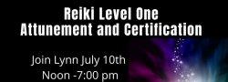 Reiki Level One