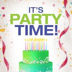 Rev It Up Standard Birthday Party