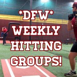THURSDAY Weekly Hitting Group McKinney Texas (One Visit)