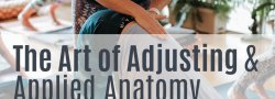The Art of Adjusting and Applied Anatomy Advanced Teacher Training