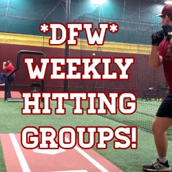 MONDAY Weekly Hitting Group Parker Texas (One Visit)