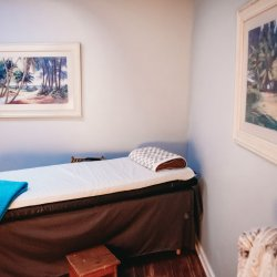 BioAcoustic and BioMat in the Zen Den Meditation and Relaxation Room