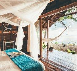 Philippines Yoga Retreat - Beach Cabana