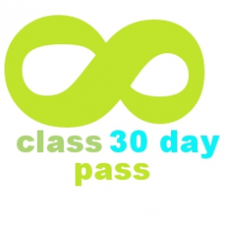 Unlimited Class 30 Day Pass