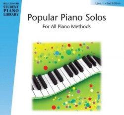 Popular Piano Solos For All Piano Methods Level 1 - Hal Leonard