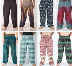 Harem pants - one size