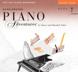 Piano Adventures Accelerated Level 2 - Theory