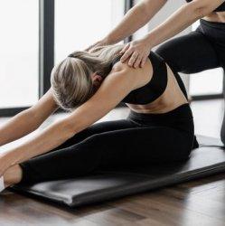 In-Person Yoga Session