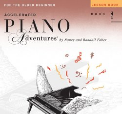 Piano Adventures Accelerated Level 2- Lesson