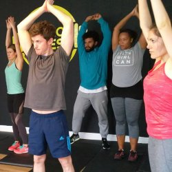 GROUP PERSONAL TRAINING 4 PACK