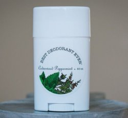 Cedarwood Deodorant Stick, 2oz