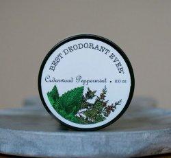 Cedarwood Deodorant Paste, 2oz