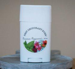 Geranium Deodorant Stick, 2oz