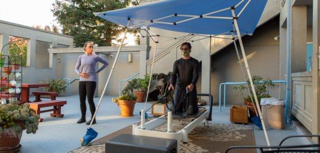 Pilates Studio in Oakland, CA