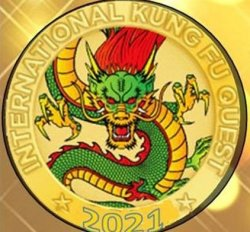 Tournament REGISTRATION FEES - International Kung Fu QUEST 2- 8/28/21 - 2ND VIRTUAL
