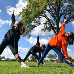 5 classes au parc | 5 classes at the park