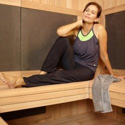 5-40 min. Infrared Sauna Sessions