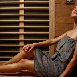 10-40 min. Infrared Sauna Sessions