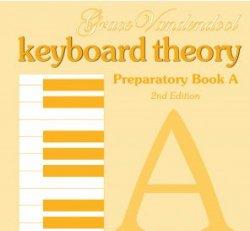 Vandendool Keyboard Theory Preparatory Book A