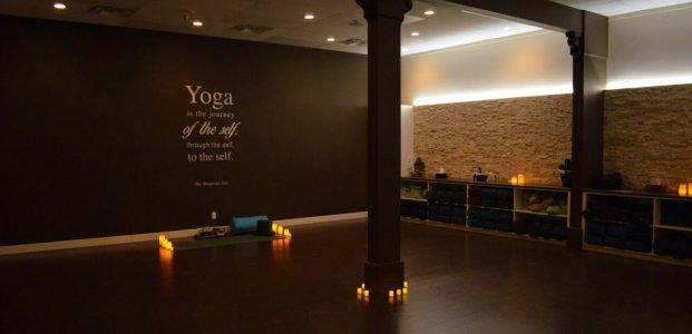 Yoga Studio in Parksville, BC