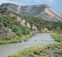 Taos Rafting Tour 2021
