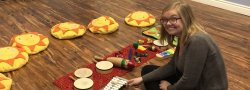 """Ages 2/3 """"Little Beats"""" Classes Tuesdays 5:30 - 6:00pm with Darcy - spots available!"""